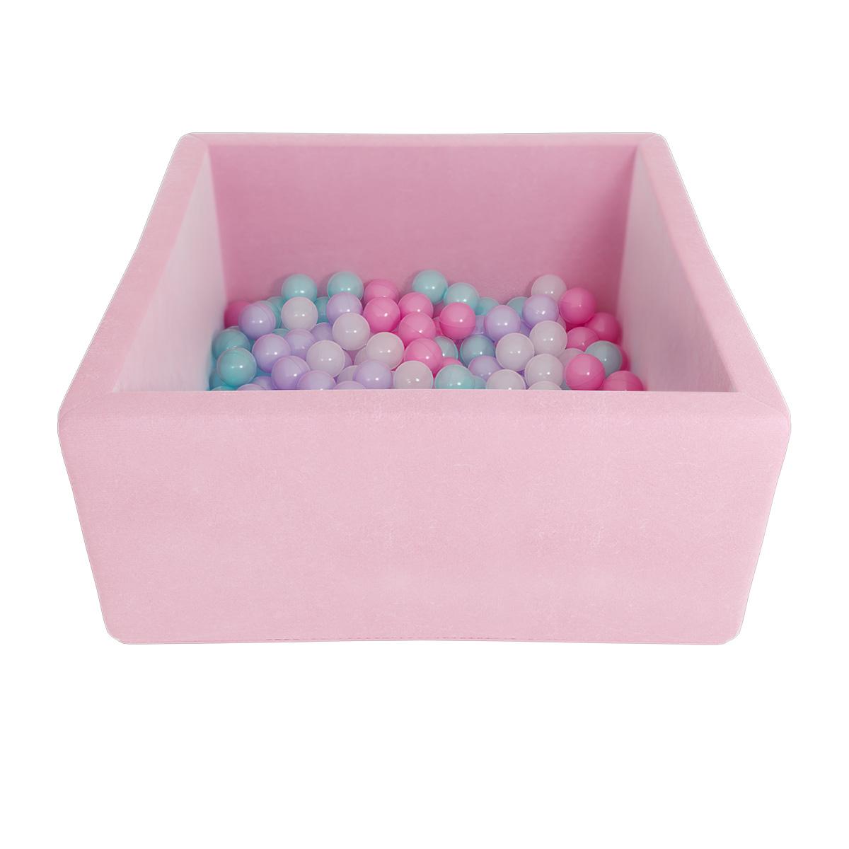 Сухой бассейн Romana Airpool Box розовый
