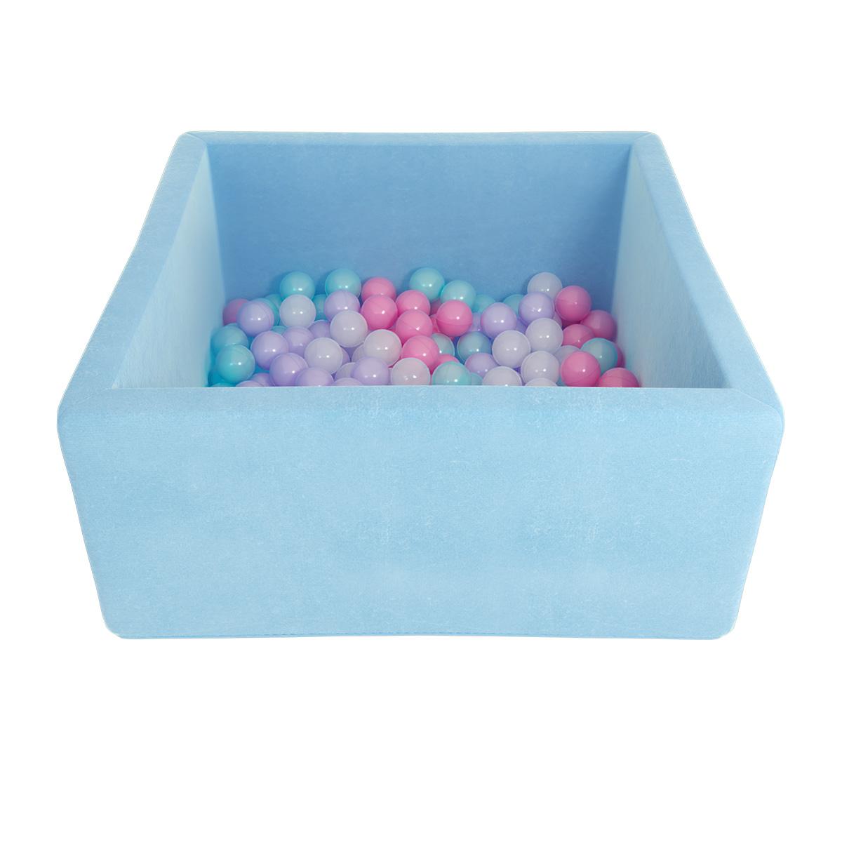 Сухой бассейн Romana Airpool Box голубой