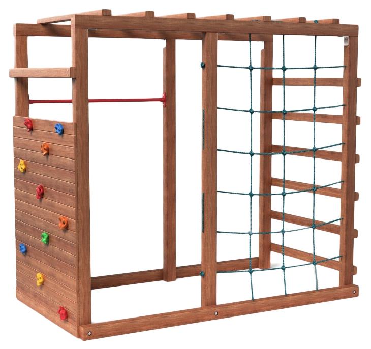 Детский игровой комплекс Можга Красная Звезда дерево