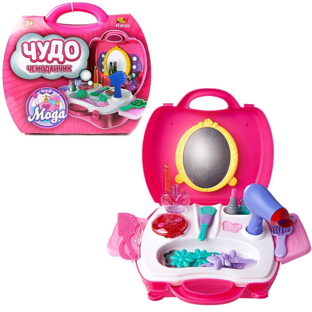 Игровой набор ABtoys Чудо чемоданчик Мода