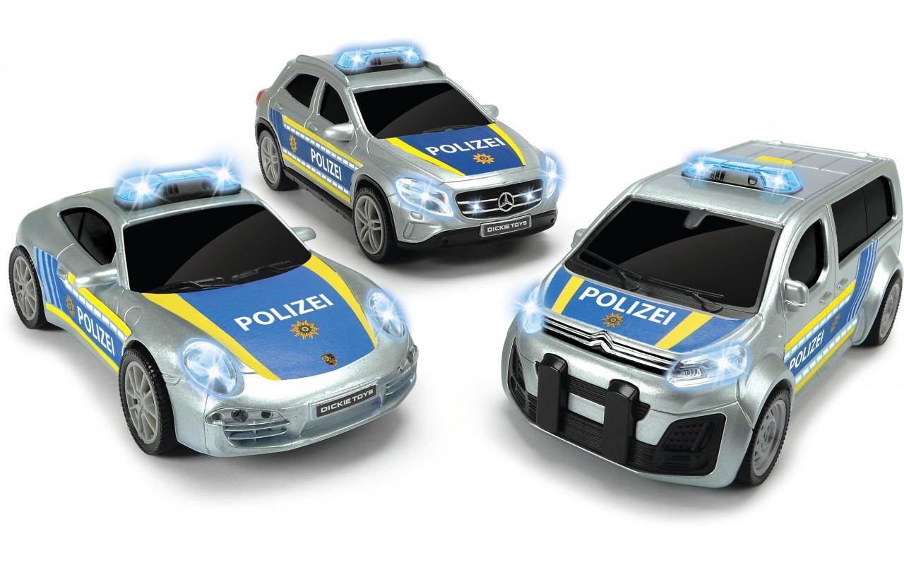 Полицейская машинка Dickie Toys фрикционная 15
