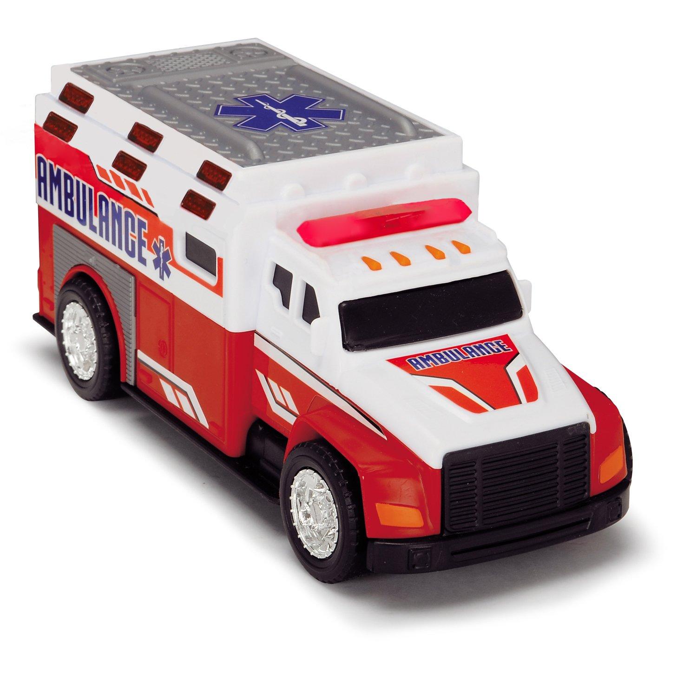 Машинка Dickie Toys Скорая помощь, 15 см