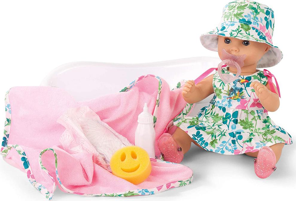 Кукла Gotz Слипи Аквини с 12 аксессуарами,