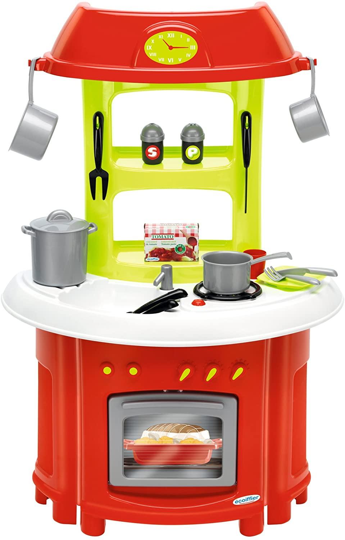 Купить Детская игровая кухня Ecoiffier Bubble Cook Классика,