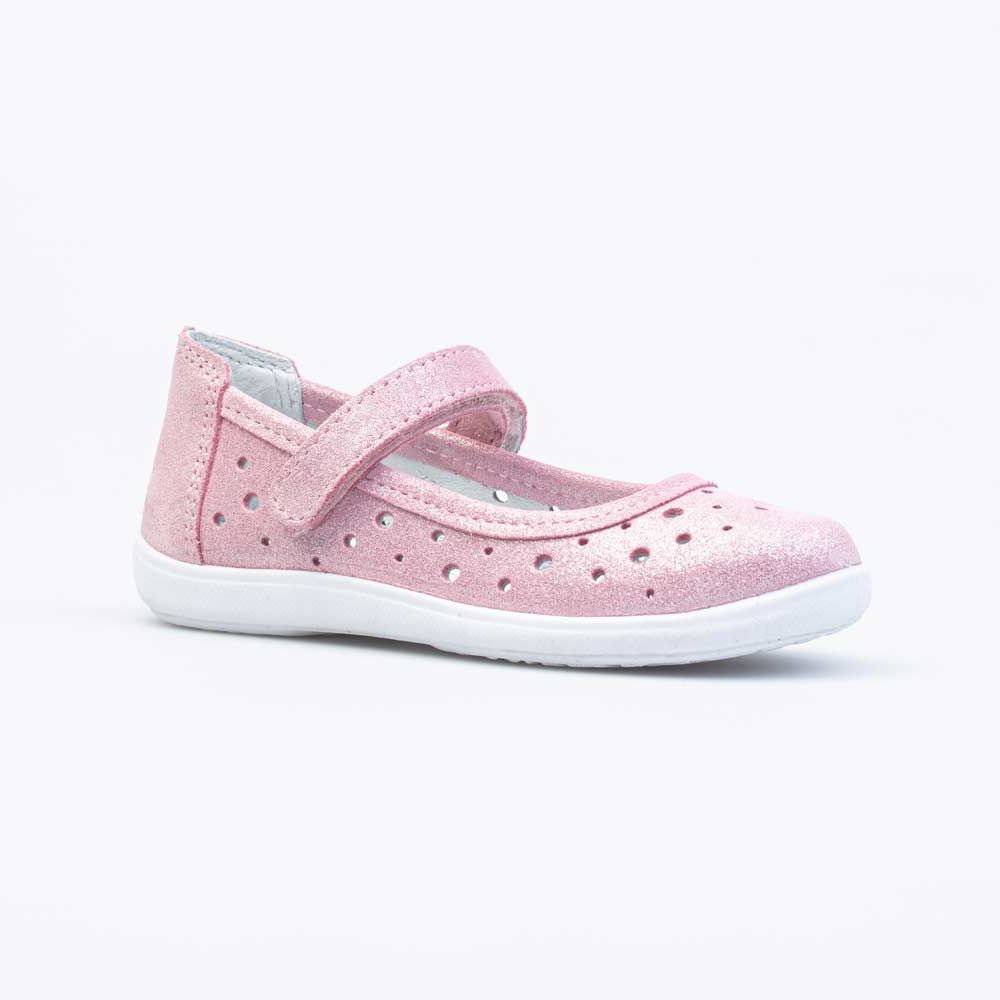 Купить 532234-28, Туфли для девочек Котофей цв.розовый р.33,