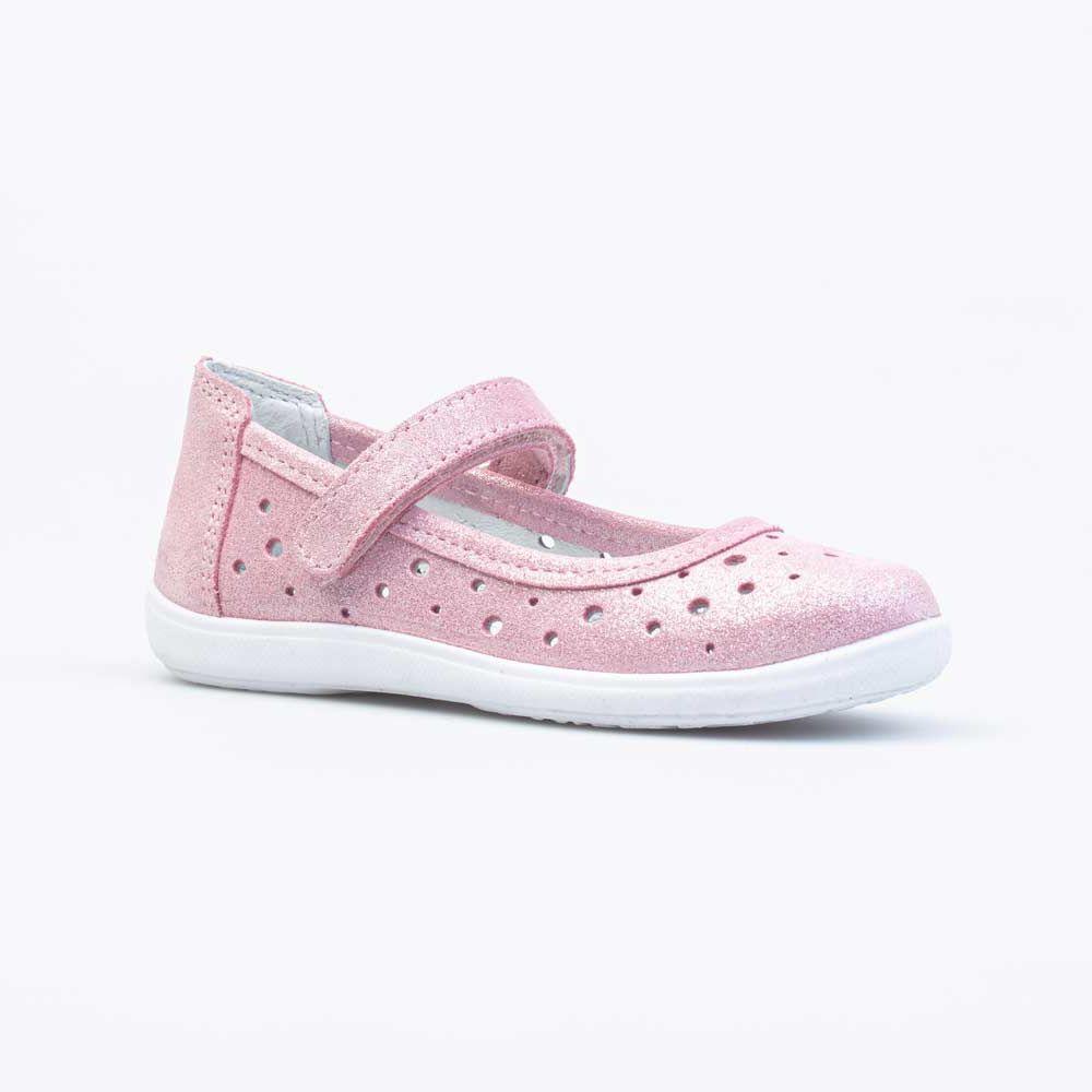 Купить 532234-28, Туфли для девочек Котофей цв.розовый р.30,