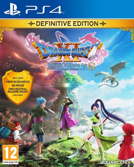 Игра Dragon Quest XI S: DE