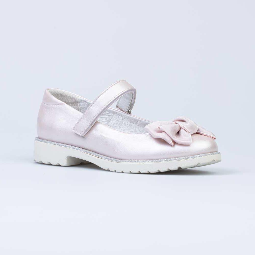 Туфли для девочек Котофей цв.розовый р.27