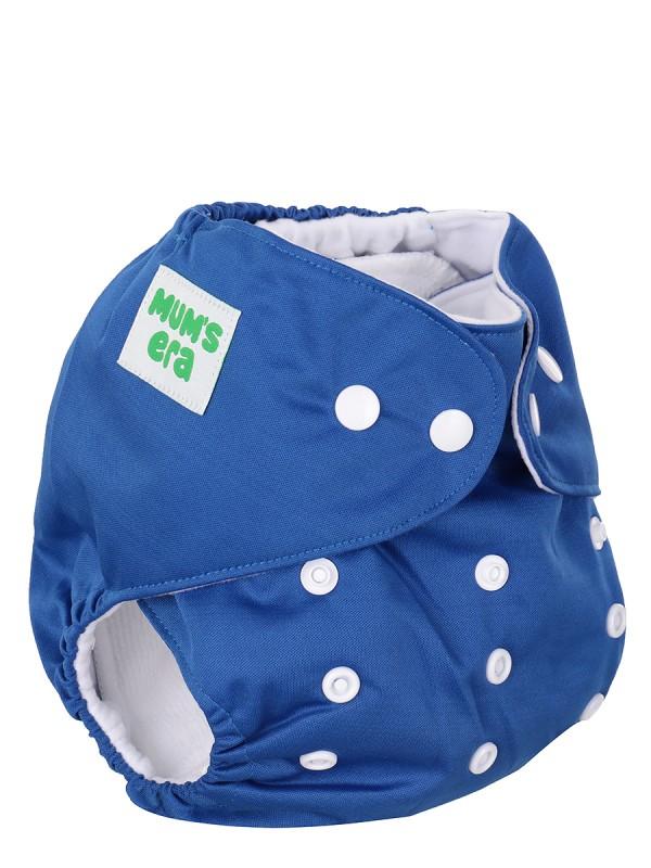 Подгузник детский многоразовый Mum's Era синий
