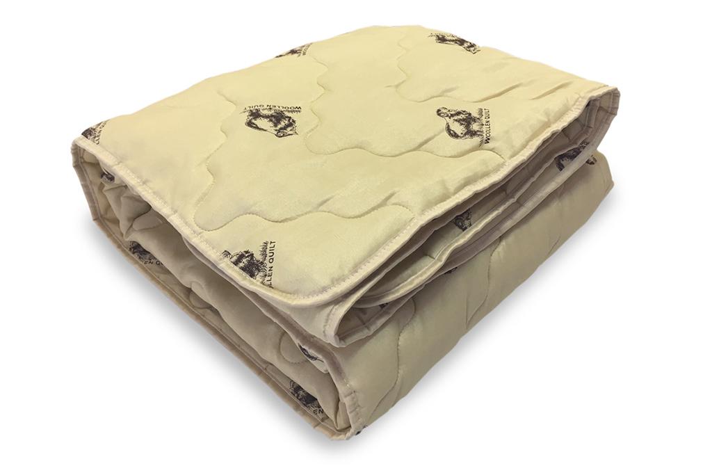Одеяло OL Tex Овечья шерсть всесезонное 200х220