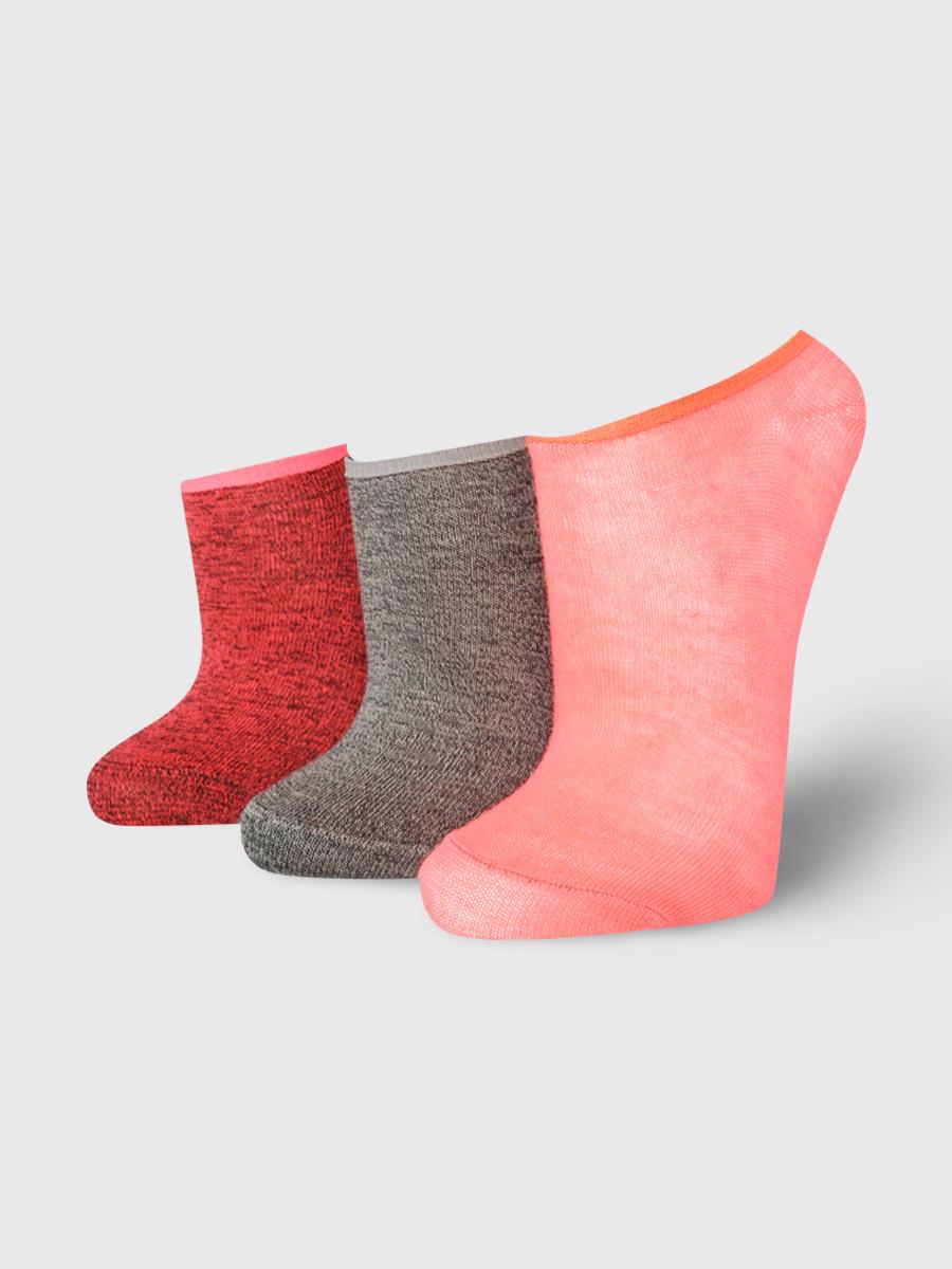 Набор носков женский ТВОЕ A6078 разноцветный ONE SIZE