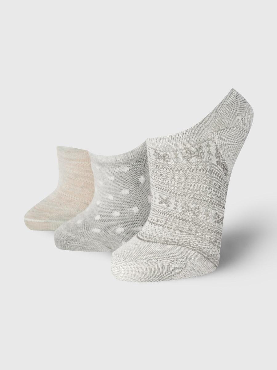 Набор носков женский ТВОЕ A6077 разноцветный ONE SIZE