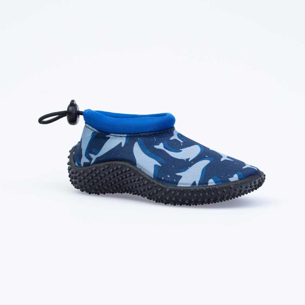 Купить 331205-11, Пляжная обувь для мальчиков Котофей цв.синий р.25,