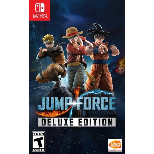 Игра Jump Force. Deluxe Edition для Nintendo