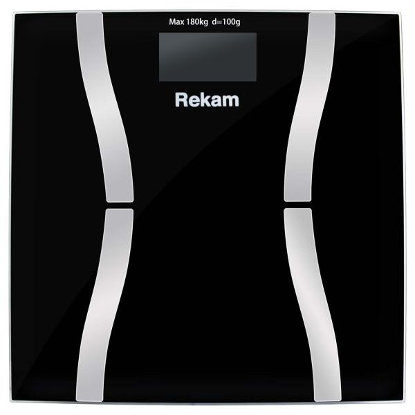 Весы напольные Rekam BS 650FT Black