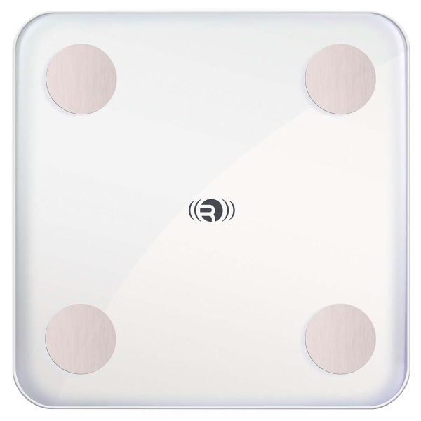 Весы напольные Rekam BS 600FT White