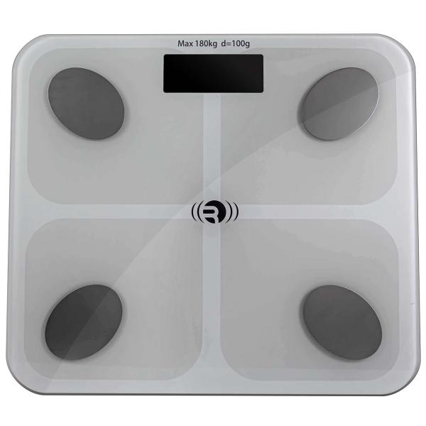 Весы напольные Rekam BS 550FT White/Silver