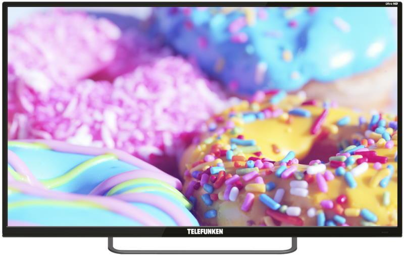 LED Телевизор 4K Ultra HD Telefunken TF-LED55S17T2SU