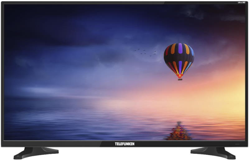 LED Телевизор 4K Ultra HD Telefunken TF-LED50S53T2SU