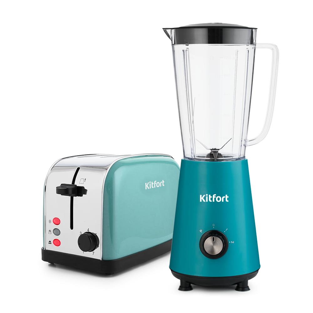 Комплект Kitfort блендер КТ 1340 2