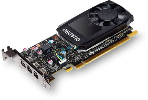 Видеокарта PNY Nvidia Quadro P400 V2 (VCQP400DVIV2BLK