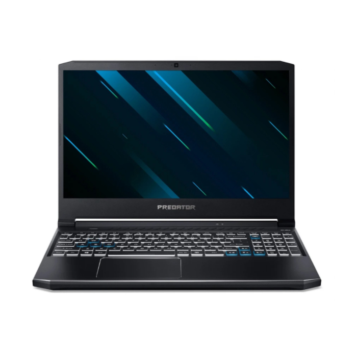 фото Игровой ноутбук acer predator helios 300 ph315-53-5602 black (nh.q7wer.002)