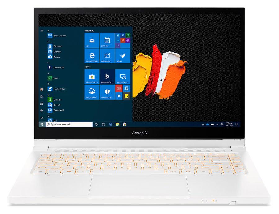 Ноутбук трансформер Acer ConceptD 3 Ezel CC314