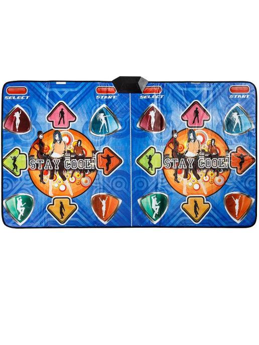 Купить Беспроводной танцевально-игровой коврик для двоих Super Dance ASPEL ТВ (32 бита),