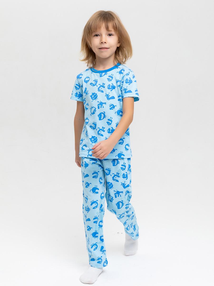 Пижама детская КотМарКот р. 122 2750922