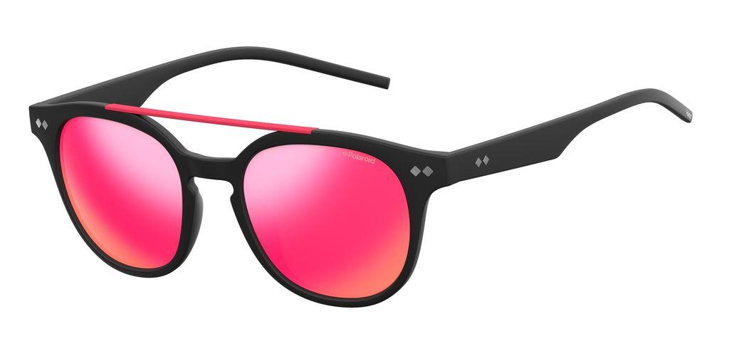 Солнцезащитные очки мужские POLAROID PLD 1023/S черные фото