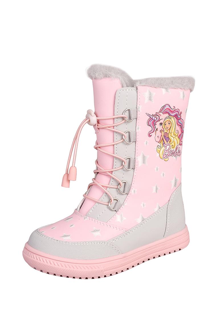 Сапоги для девочек Barbie 20630320 р.25