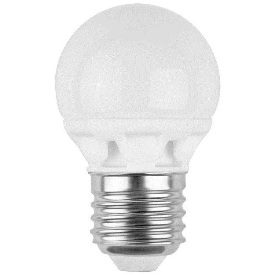 Лампа светодиодная CAMELION LED3-G45/830/Е27 (11374)