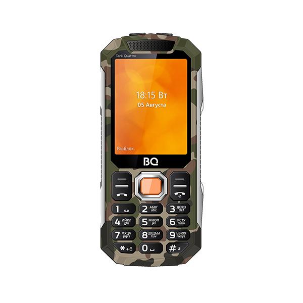 Мобильный телефон BQ 2819 Tank Quattro