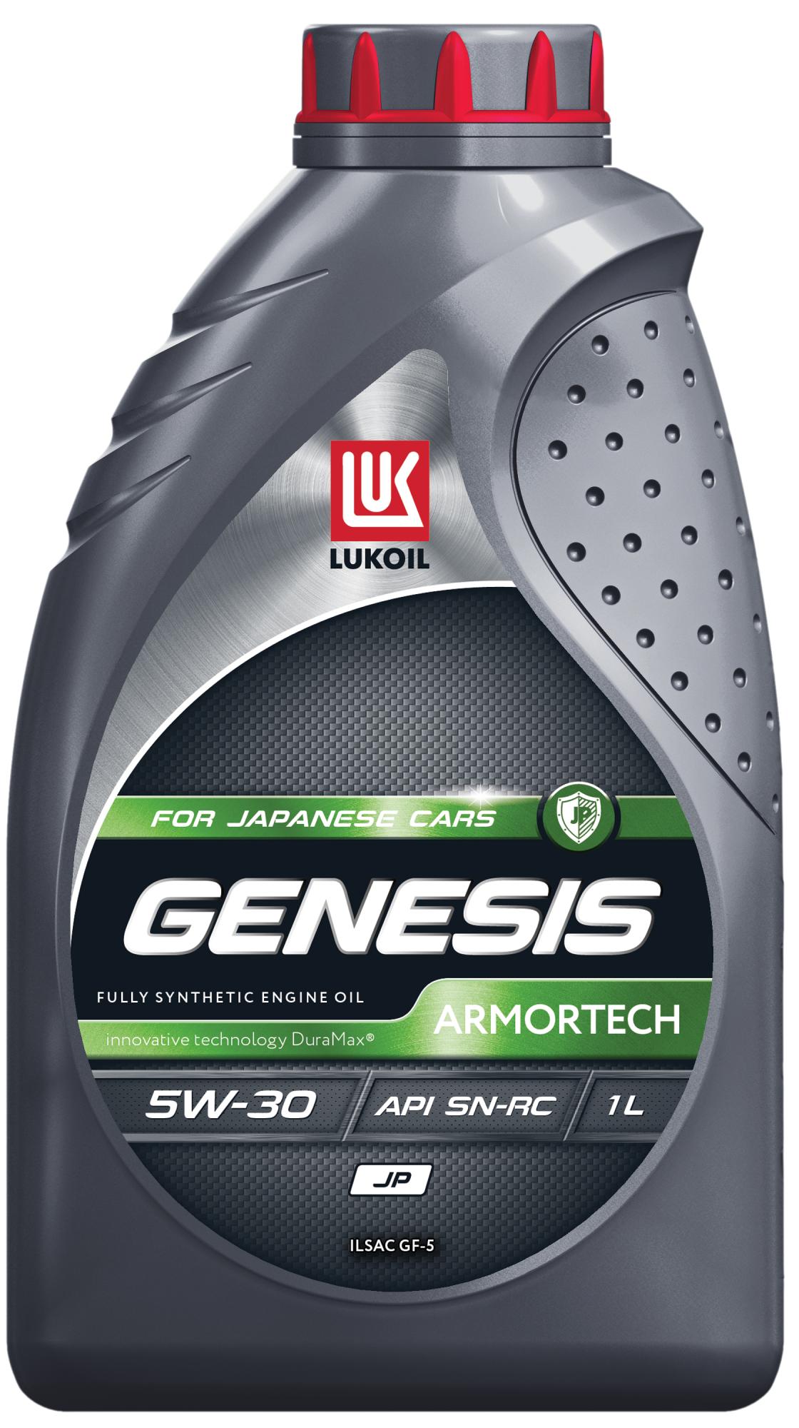 Масло моторное Лукойл Genesis Armortech JP 5W30 1 л 3149900
