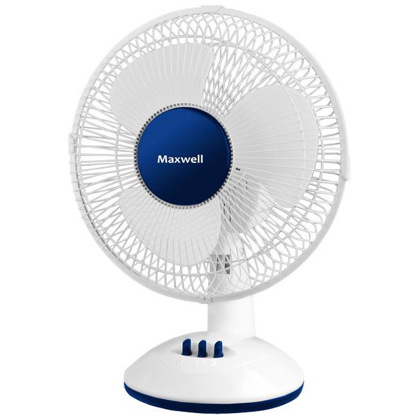 Вентилятор настольный Maxwell MW 3521 white
