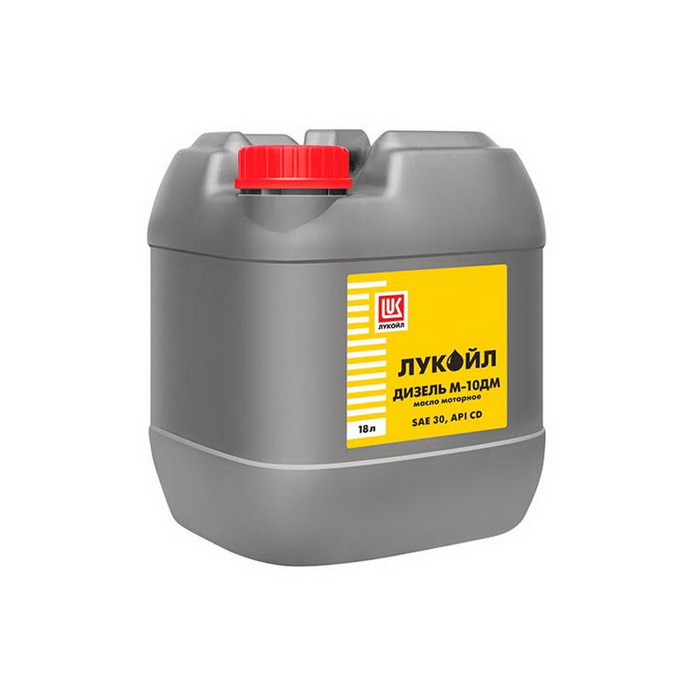 Масло моторное Лукойл М 10ДМ CD SAE30