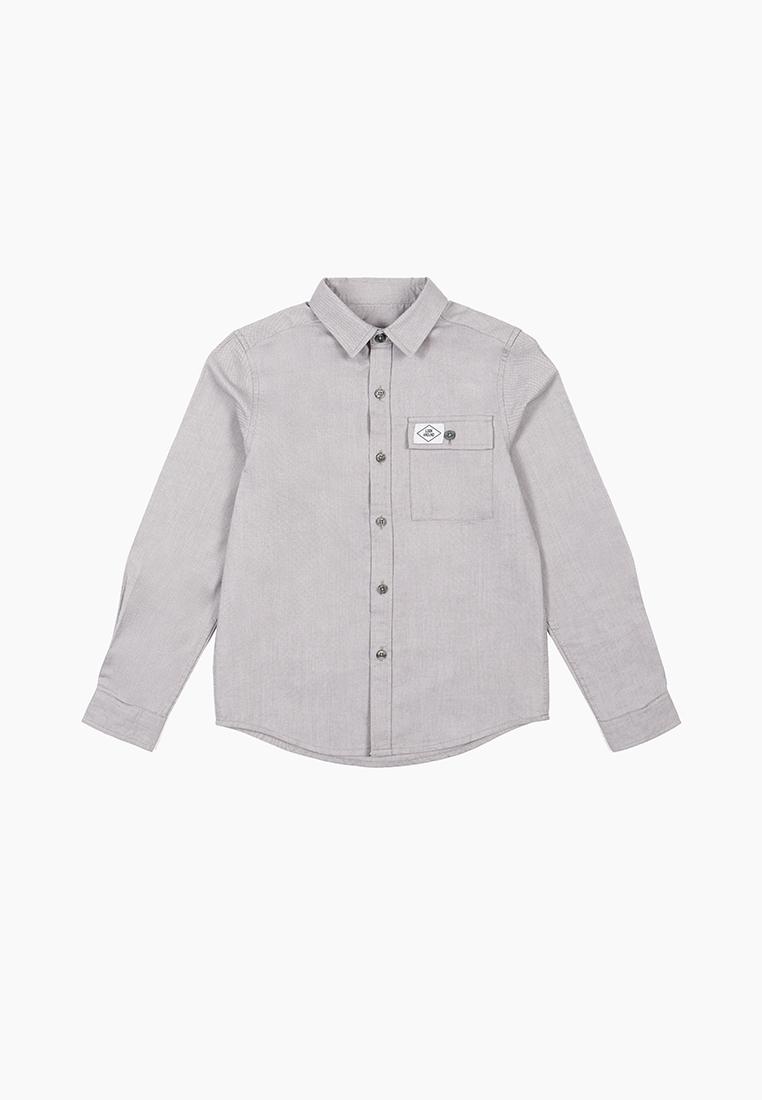Рубашка для мальчиков Modis цв. серый р.158