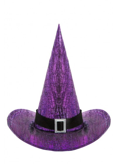 Колпак Ведьма с пряжкой цв Фиолетовый/АРТЭ/6495 АРТЭ Театральная Галерея