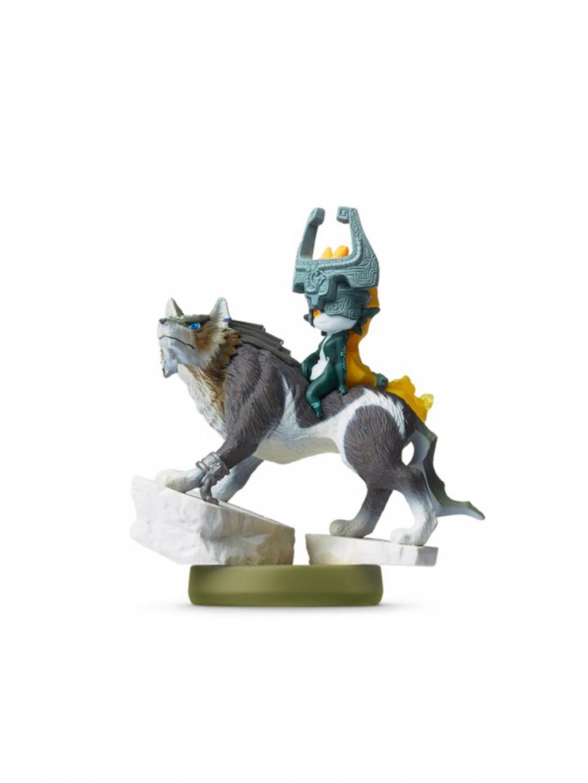 Фигурка amiibo Линк волк (Коллекция Zelda Twilight
