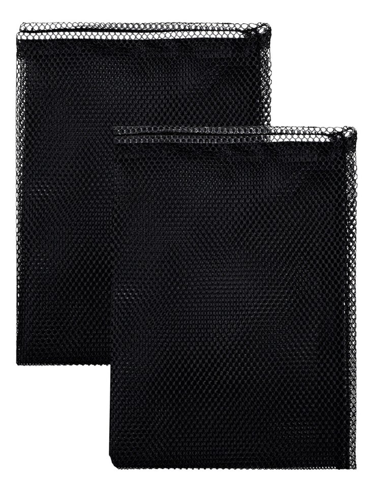 Мешки для стирки белья Радиус, черный, 350х500,