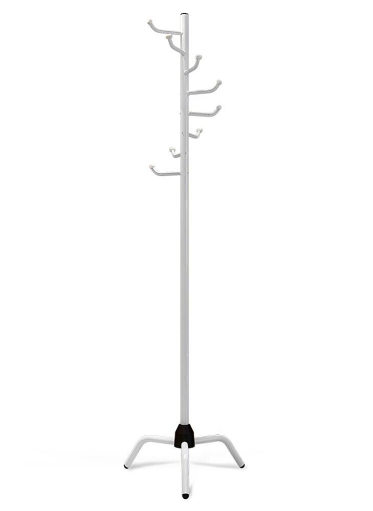 Вешалка напольная BORTEN S11, цвет белый