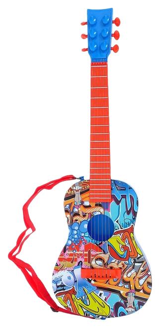 """Гитара """"Граффити"""" Sima-Land"""