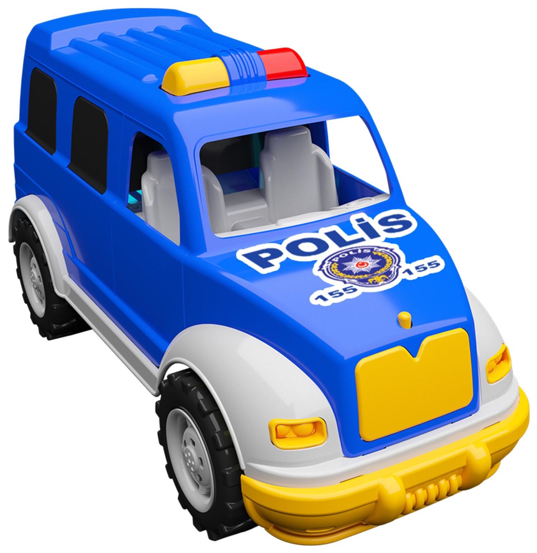 Купить Машинка Полиция 30 см Terides,