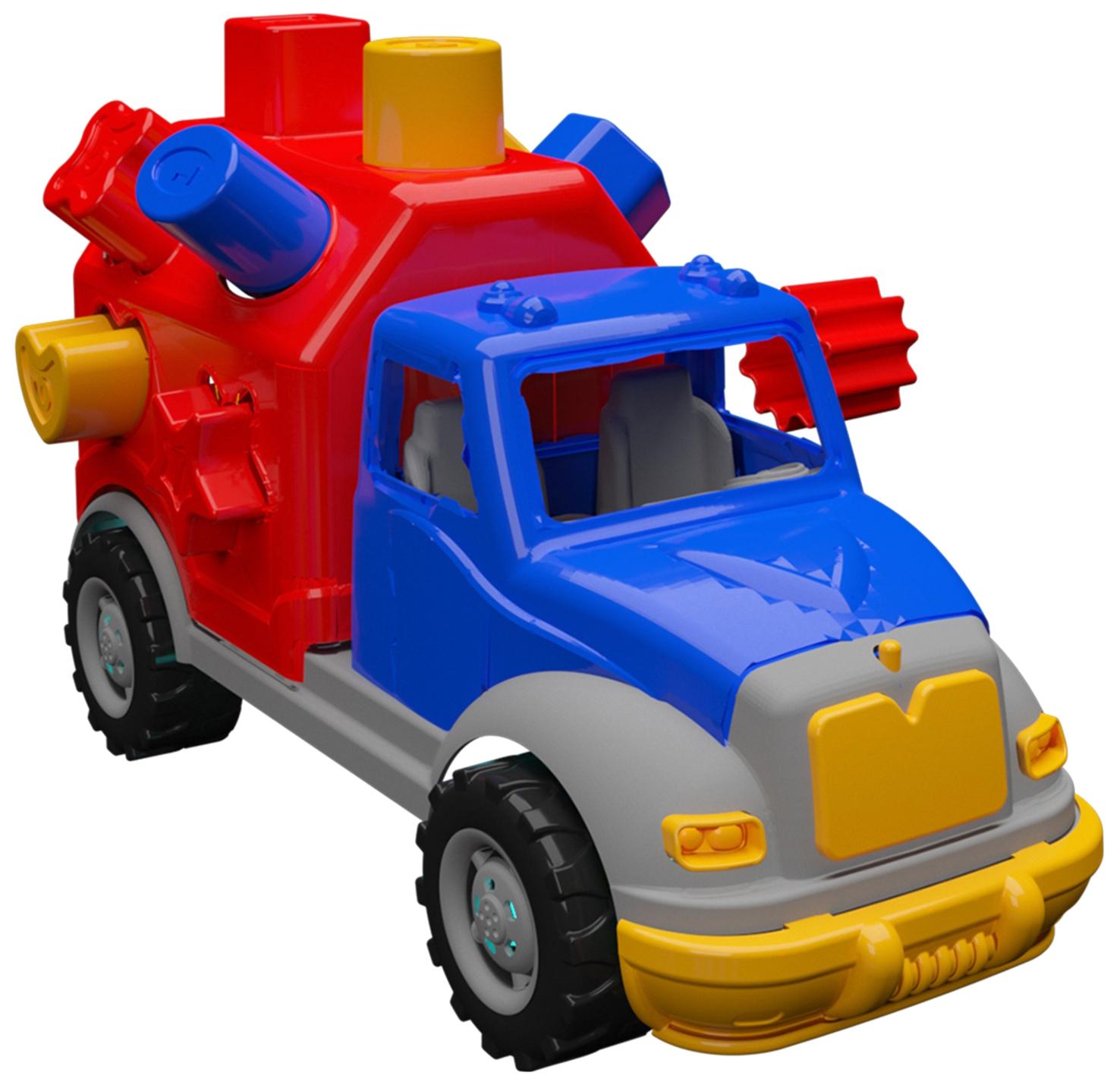 Машинка Спецгрузовик 30 см Terides