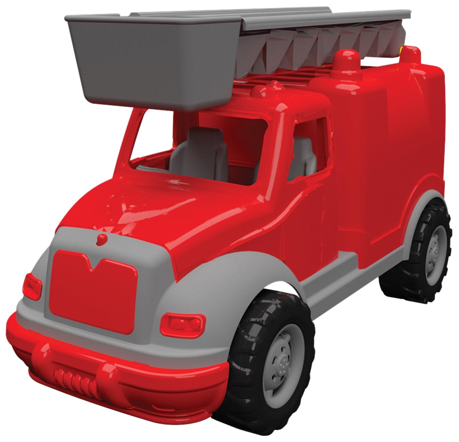 Купить Пожарная машина 30 см Terides,