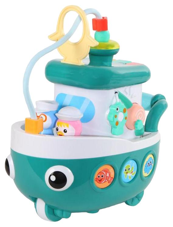 Развивающая игрушка Кораблик Smart baby