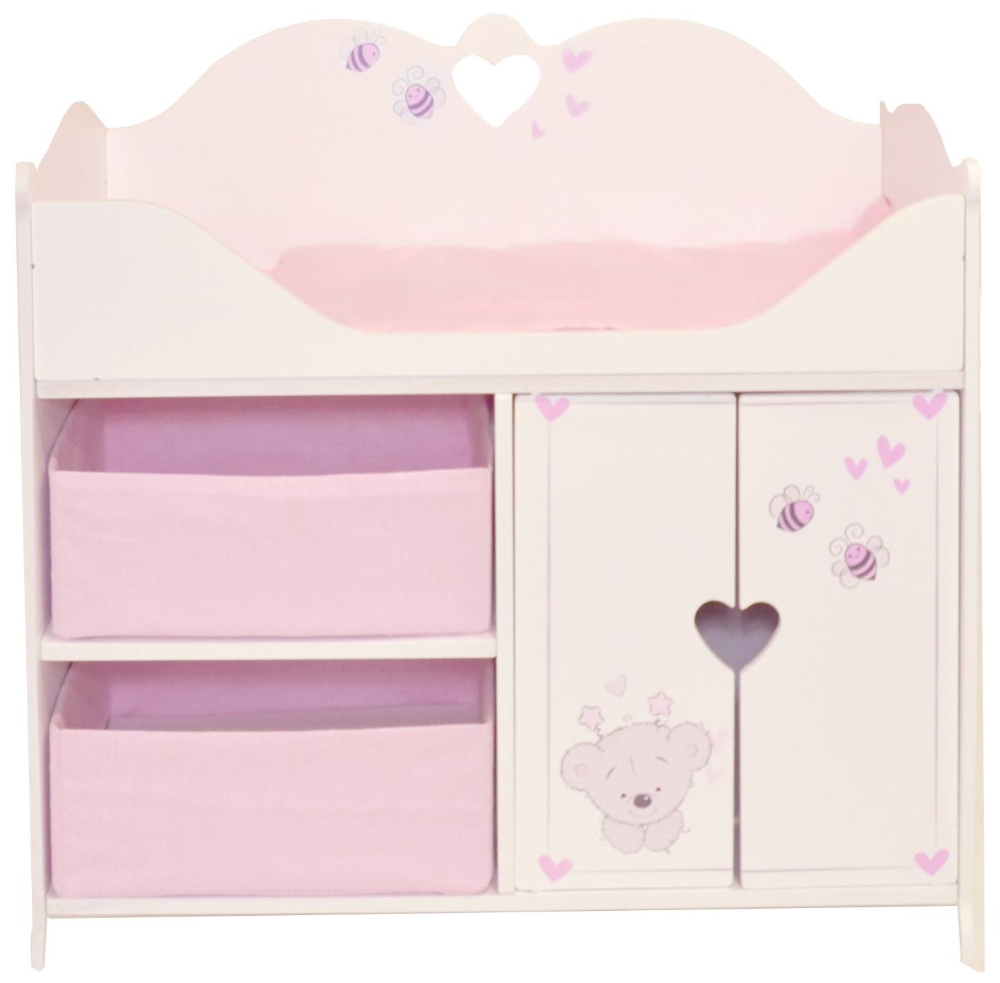 Купить Кроватка-шкаф для кукол серия Рони Мини стиль 2 PAREMO,