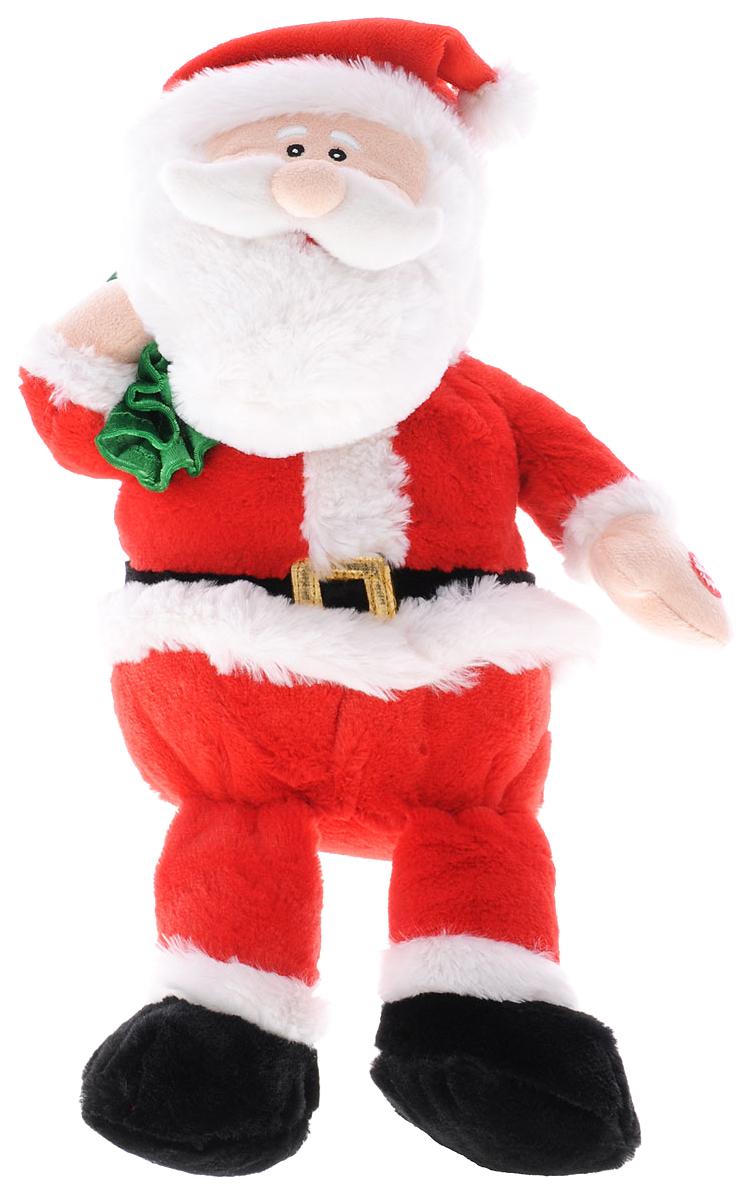 Купить Санта Клаус со звуком 30 см SONATA style,