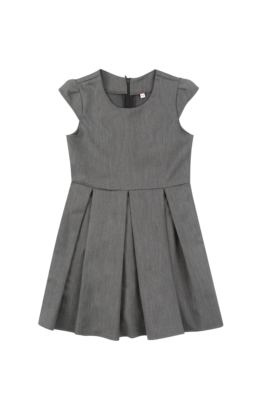 Сарафан для девочки Reike College grey,