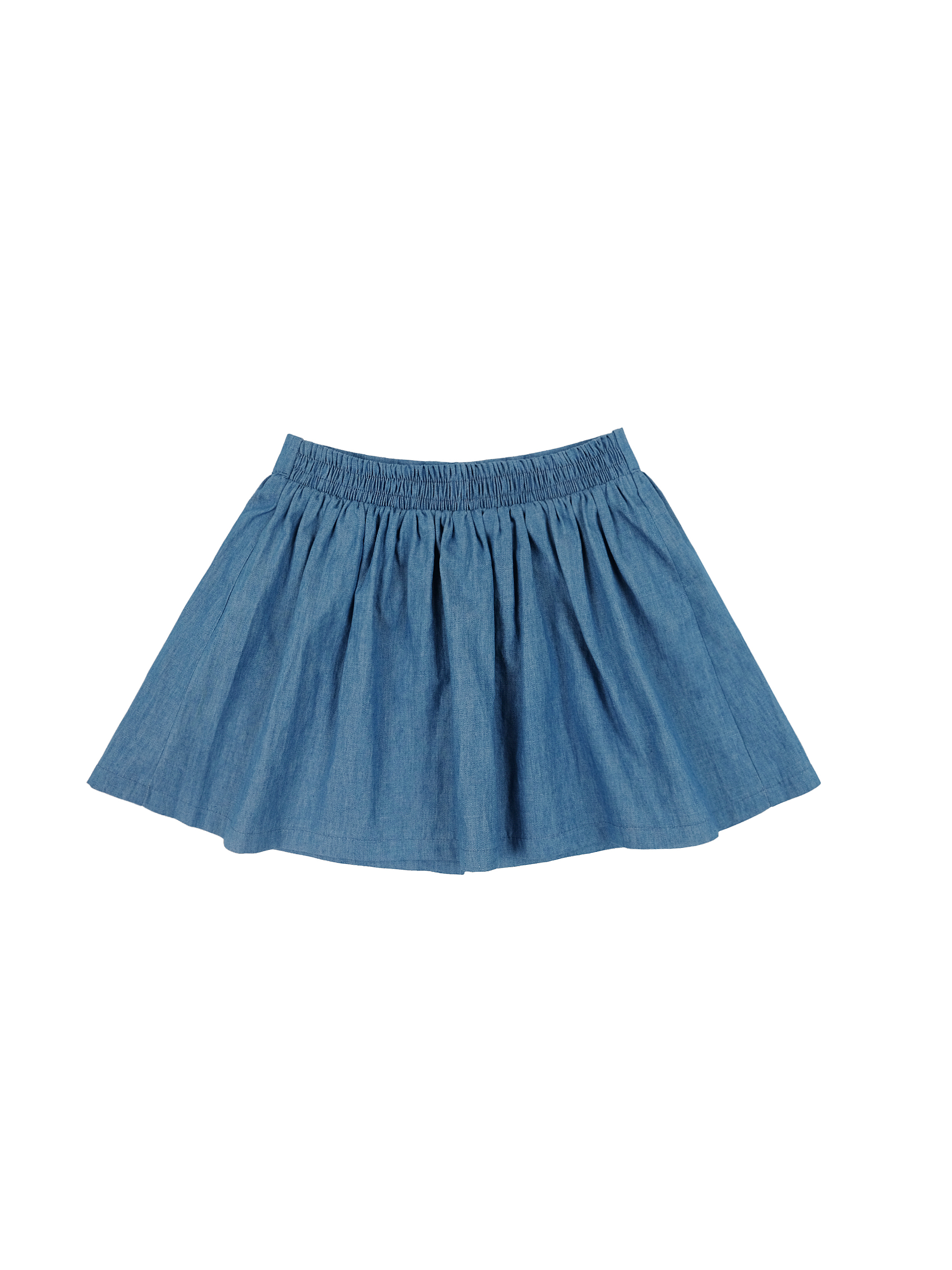 Юбка для девочки Reike blue jeans, RKS003SS20ICC blue jeans, 92-52 24 мес.
